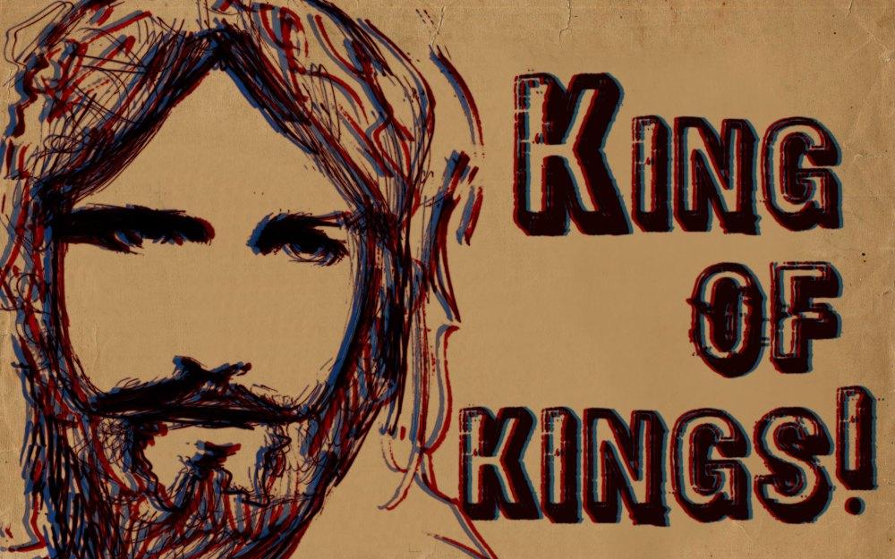 Jesus, King of kings