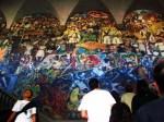 Murales de Diego Rivera en Palacio Nacional