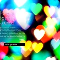 Love Loving Jesus! Wallpaper 14 de Febrero