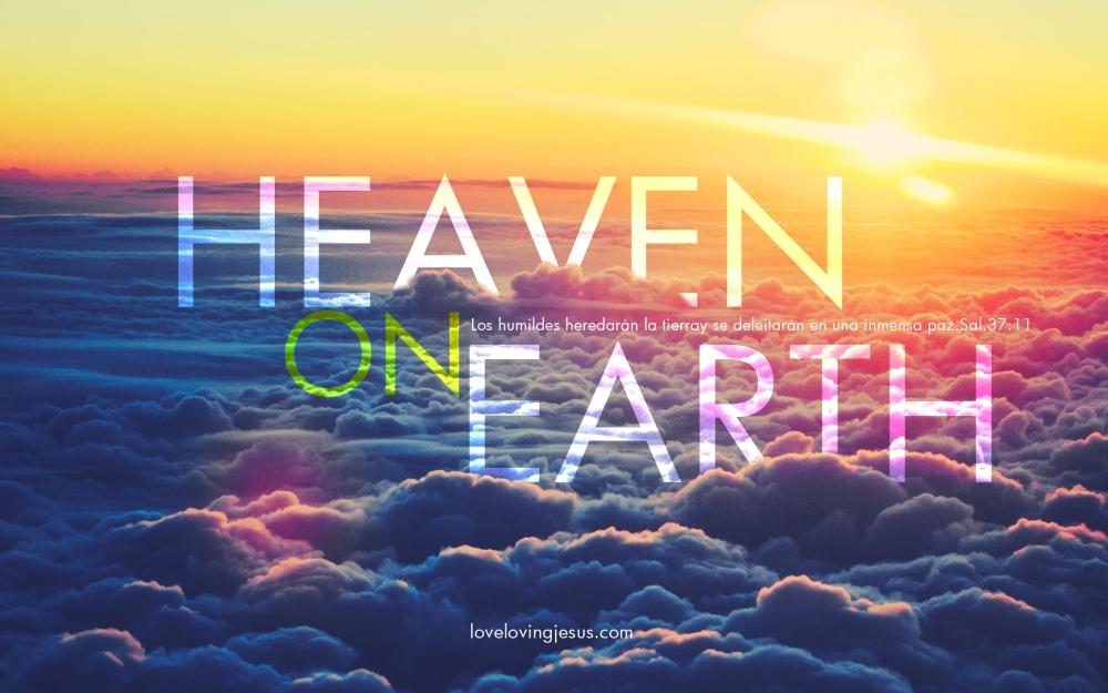 wallpaper20 heaven on earth