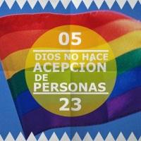 Dios no hace acepción de personas...
