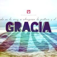"""""""Gracia: Cuando en la cruz se abrazaron la Justicia y el Amor"""""""
