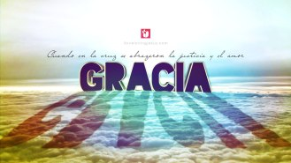 Sublime Gracia!