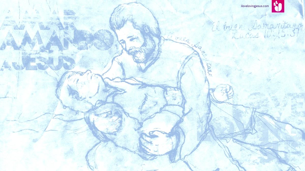 El buen Samaritano (Wallpaper)