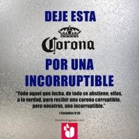 Vamos por la incorruptible!
